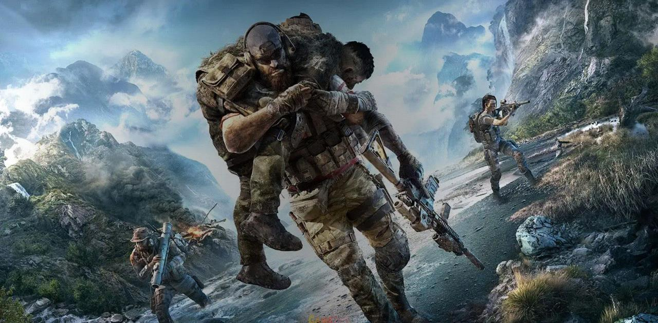 Nhanh tay tải miễn phí game AAA Tom Clancy's Ghost Recon